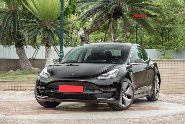 Đánh giá nhanh Tesla Model 3 đầu tiên Việt Nam: 8 điểm thú vị ít ai biết sau mức giá hơn 3 tỷ đồng - Ảnh 19.