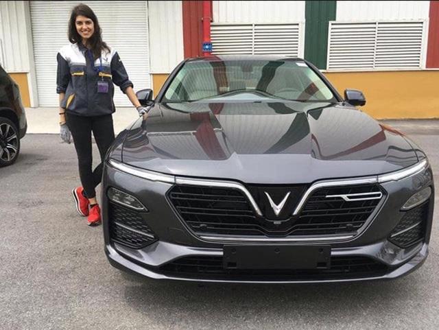 Công bố video 'tra tấn' bộ đôi VinFast Lux tại châu Âu: Đâm va các góc ở tốc độ cao, mô phỏng tai nạn thực tế - Ảnh 3.