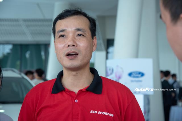 """[Bài Anh Việt duyệt] Nghe chủ xe giãi bày về """"con cưng"""" của mình: Ford EcoSport - SUV Mỹ thực dụng tại Việt Nam - Ảnh 8."""