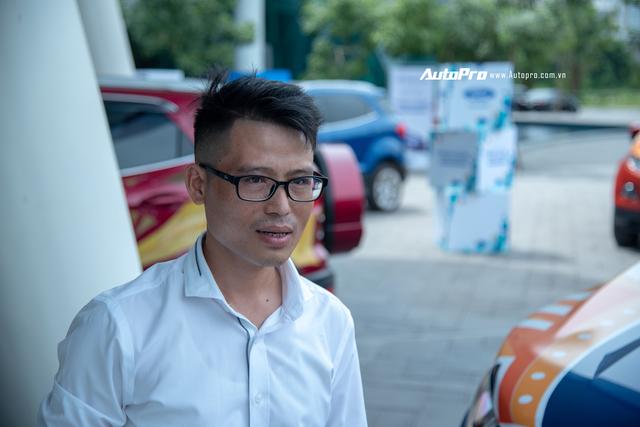 """[Bài Anh Việt duyệt] Nghe chủ xe giãi bày về """"con cưng"""" của mình: Ford EcoSport - SUV Mỹ thực dụng tại Việt Nam - Ảnh 1."""