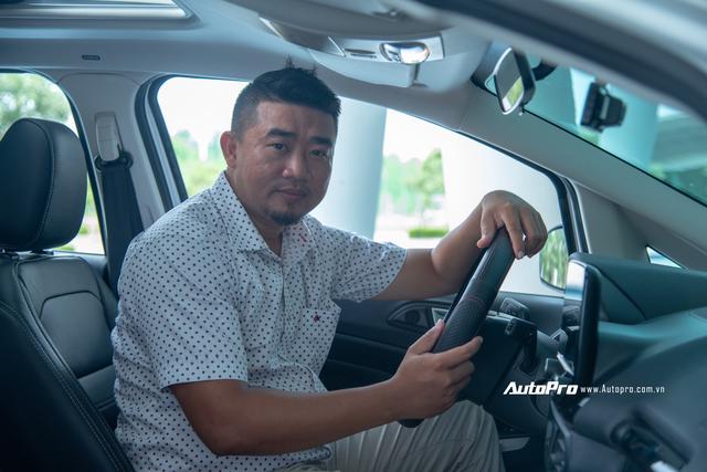 """[Bài Anh Việt duyệt] Nghe chủ xe giãi bày về """"con cưng"""" của mình: Ford EcoSport - SUV Mỹ thực dụng tại Việt Nam - Ảnh 3."""