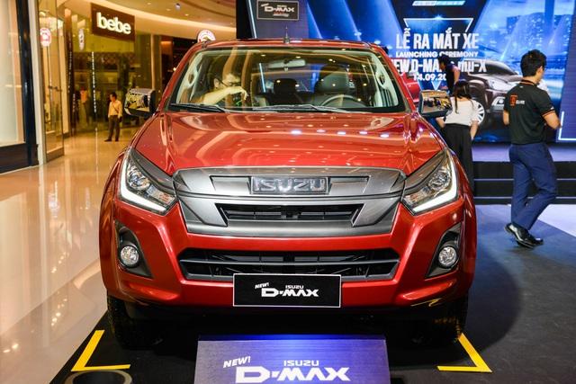 Bán chậm, Isuzu D-Max giảm giá mạnh tại đại lý với mức cao nhất 150 triệu đồng - Ảnh 1.