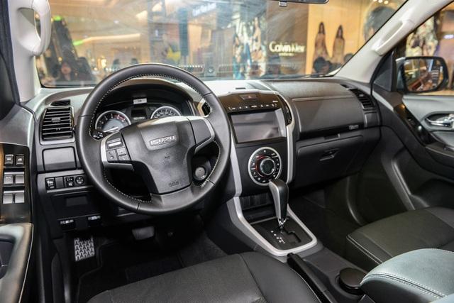 Bán chậm, Isuzu D-Max giảm giá mạnh tại đại lý với mức cao nhất 150 triệu đồng - Ảnh 2.