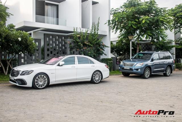 Trước đám cưới Cường Đô-la, dàn xe 250 tỷ hội ngộ thành viên Car Passion và Gia Lai Team - Ảnh 15.
