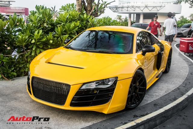 Độ hết 1 tỷ, đại gia Việt rao bán Audi R8 hàng hiếm với giá chỉ hơn 3 tỷ đồng - Ảnh 2.
