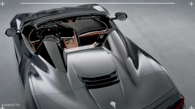 Chốt ngày ra mắt bản mui trần, thuần đua của Chevrolet Corvette C8