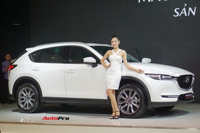 Ra mắt Mazda CX-5 thế hệ 6.5 giá chưa đến 900 triệu đồng: Tham vọng giành ngôi vua doanh số từ Honda CR-V bằng công nghệ - Ảnh 1.
