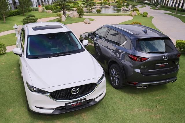 Ra mắt Mazda CX-5 thế hệ 6.5 giá chưa đến 900 triệu đồng: Tham vọng giành ngôi vua doanh số từ Honda CR-V bằng công nghệ - Ảnh 6.