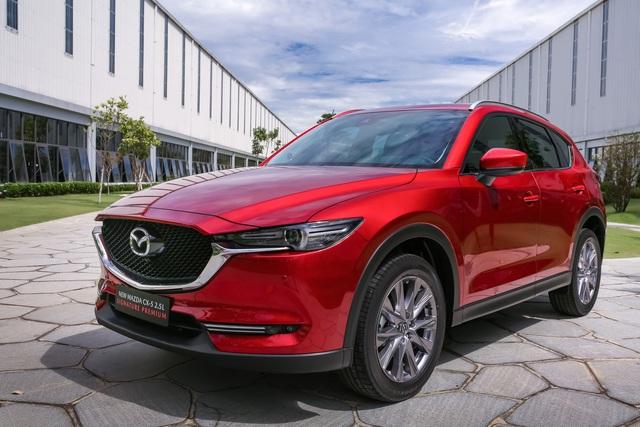 Ra mắt chưa lâu, Mazda CX-5 và CX-8 đồng loạt tăng giá niêm yết, cao nhất 50 triệu đồng - Ảnh 3.