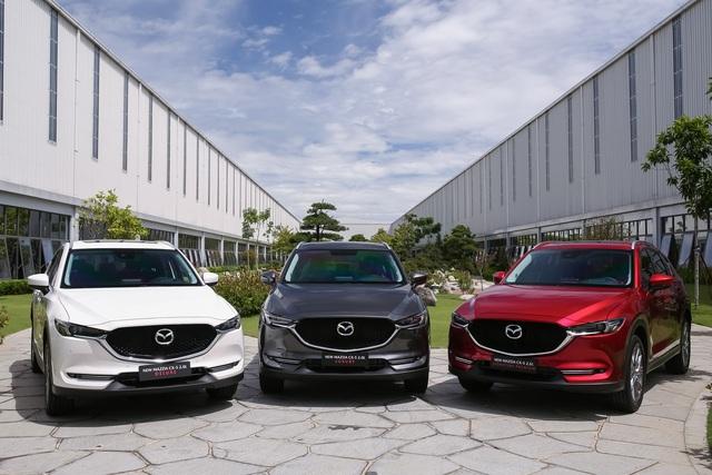 Ra mắt Mazda CX-5 thế hệ 6.5 giá chưa đến 900 triệu đồng: Tham vọng giành ngôi vua doanh số từ Honda CR-V bằng công nghệ - Ảnh 5.