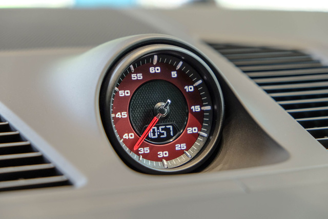 Porsche Cayenne Turbo thế hệ mới đầu tiên Việt Nam giá 9 tỷ đồng sở hữu những option trăm triệu - Ảnh 10.