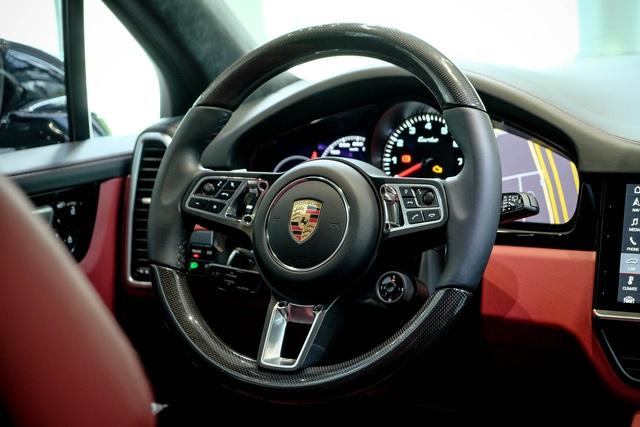 Porsche Cayenne Turbo thế hệ mới đầu tiên Việt Nam giá 9 tỷ đồng sở hữu những option trăm triệu - Ảnh 8.