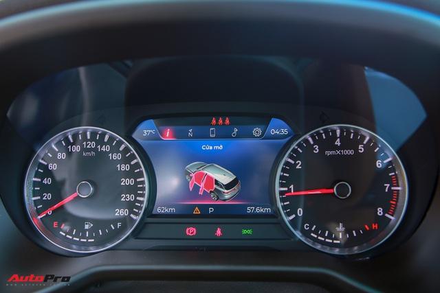 Chi tiết VinFast Lux SA2.0 - Xe Việt, nền tảng BMW, giá ngang Hyundai Santa Fe - Ảnh 10.