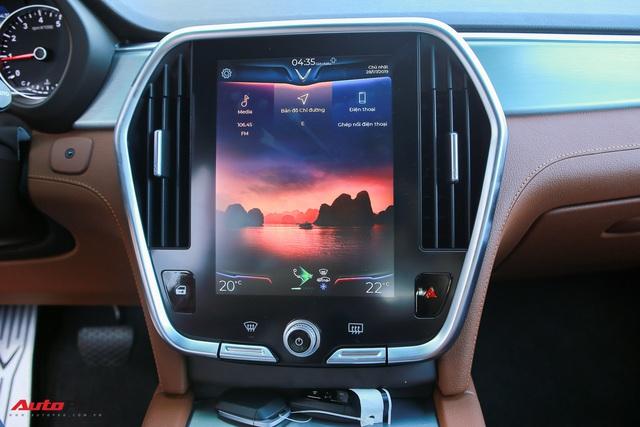 Chi tiết VinFast Lux SA2.0 - Xe Việt, nền tảng BMW, giá ngang Hyundai Santa Fe - Ảnh 11.