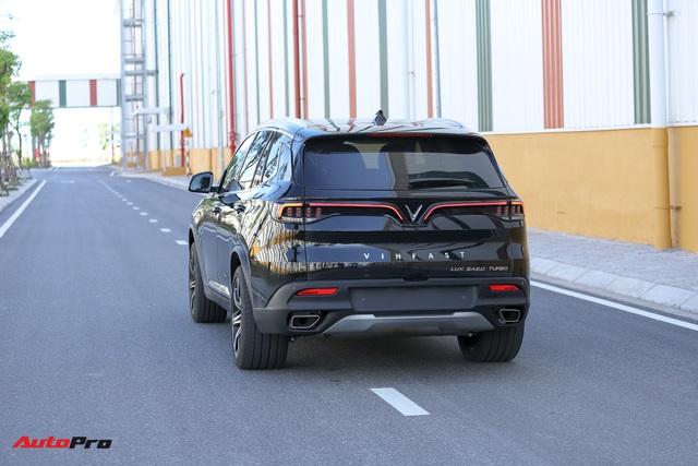 Chi tiết VinFast Lux SA2.0 - Xe Việt, nền tảng BMW, giá ngang Hyundai Santa Fe - Ảnh 5.