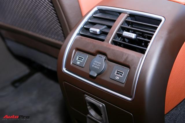 Chi tiết VinFast Lux SA2.0 - Xe Việt, nền tảng BMW, giá ngang Hyundai Santa Fe - Ảnh 14.