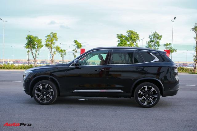 Chi tiết VinFast Lux SA2.0 - Xe Việt, nền tảng BMW, giá ngang Hyundai Santa Fe - Ảnh 2.