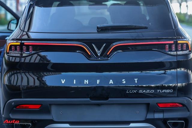 Chi tiết VinFast Lux SA2.0 - Xe Việt, nền tảng BMW, giá ngang Hyundai Santa Fe - Ảnh 6.