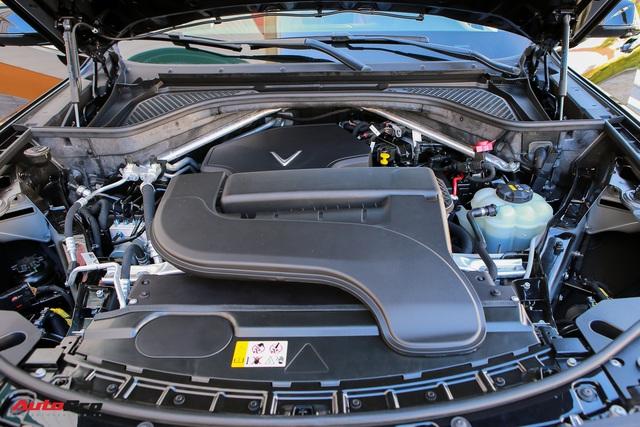 Chi tiết VinFast Lux SA2.0 - Xe Việt, nền tảng BMW, giá ngang Hyundai Santa Fe - Ảnh 7.