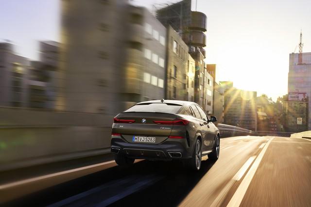 Ra mắt BMW X6 thế hệ mới - Đàn em X7 sẽ trình diện tại Việt Nam cuối tuần này - Ảnh 9.