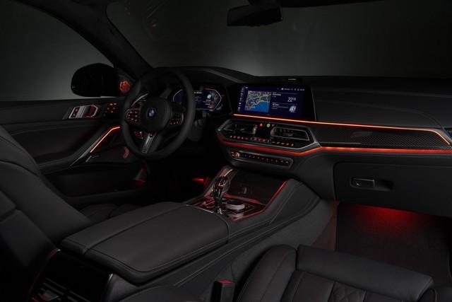 Ra mắt BMW X6 thế hệ mới - Đàn em X7 sẽ trình diện tại Việt Nam cuối tuần này - Ảnh 4.