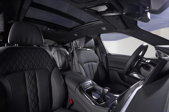Ra mắt BMW X6 thế hệ mới - Đàn em X7 sẽ trình diện tại Việt Nam cuối tuần này - Ảnh 6.