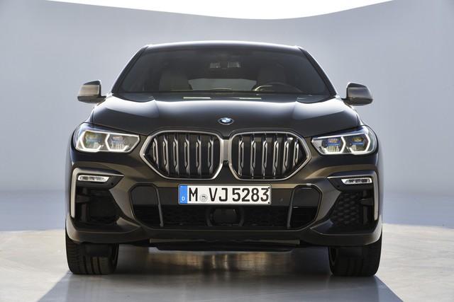 Ra mắt BMW X6 thế hệ mới - Đàn em X7 sẽ trình diện tại Việt Nam cuối tuần này - Ảnh 1.