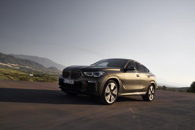 Ra mắt BMW X6 thế hệ mới - Đàn em X7 sẽ trình diện tại Việt Nam cuối tuần này - Ảnh 7.