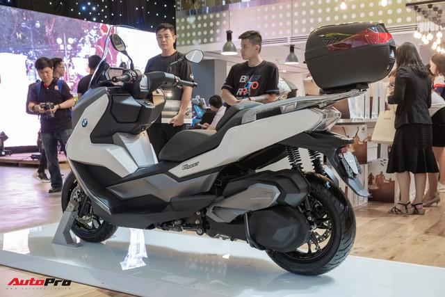 Đánh giá nhanh BMW C400X và C400GT vừa ra mắt Việt Nam: Cặp đôi mô tô với công nghệ như ô tô cho fan Bim - Ảnh 6.