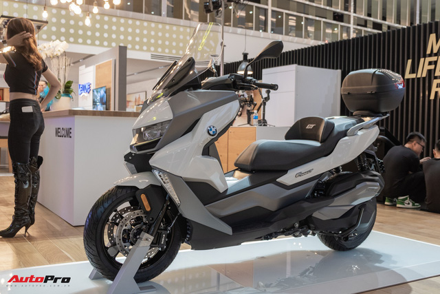 Đánh giá nhanh BMW C400X và C400GT vừa ra mắt Việt Nam: Cặp đôi mô tô với công nghệ như ô tô cho fan Bim - Ảnh 2.