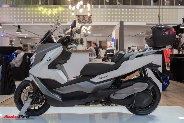 Đánh giá nhanh BMW C400X và C400GT vừa ra mắt Việt Nam: Cặp đôi mô tô với công nghệ như ô tô cho fan Bim - Ảnh 3.