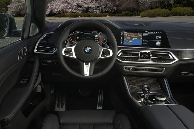 Ra mắt BMW X6 thế hệ mới - Đàn em X7 sẽ trình diện tại Việt Nam cuối tuần này - Ảnh 5.