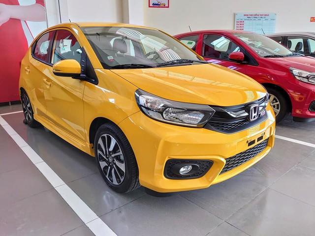 Đại lý Honda tặng tiền mặt và phụ kiện tất cả mẫu xe, cao nhất hơn 100 triệu đồng - Ảnh 1.