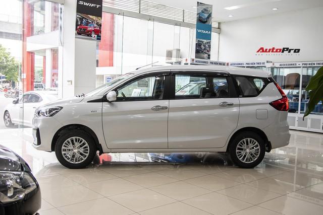 Suzuki sắp ra mắt anh em của Ertiga, tăng sức ép lên Mitsubishi Xpander - Ảnh 1.