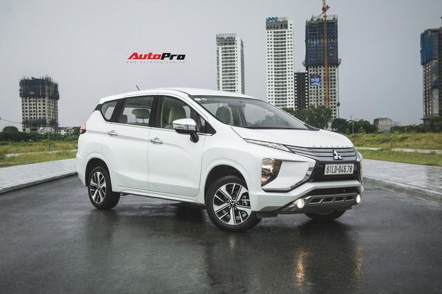 Bán 25.000 xe trong chưa đầy 2 năm, Mitsubishi Xpander lật đổ tượng đài Toyota Innova, thách thức tân binh Suzuki XL7 tại Việt Nam - Ảnh 1.