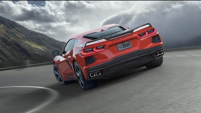 Chevrolet làm thế nào để hạ giá Corvette C8 xuống mức rẻ khó tin?