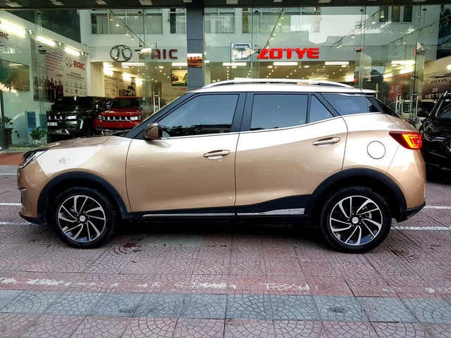 Chạy 13.000 km, Zotye Z3 bán lại chỉ khấu hao 50 triệu đồng so với giá đề xuất - Ảnh 2.
