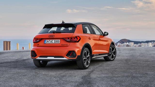 Ra mắt Audi Citycarver - Crossover rẻ nhất phát triển từ A1 - Ảnh 3.