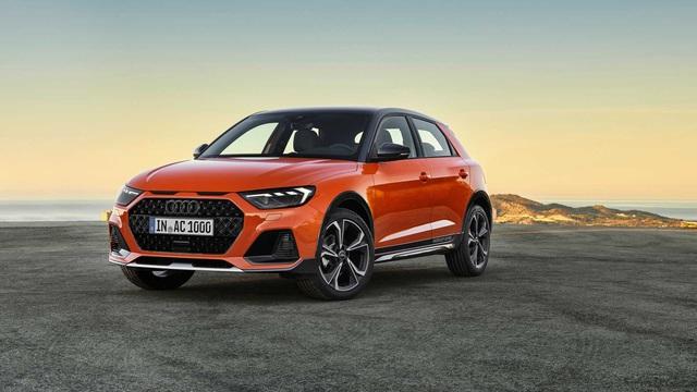 Ra mắt Audi Citycarver - Crossover rẻ nhất phát triển từ A1 - Ảnh 1.