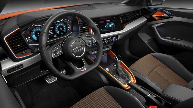 Ra mắt Audi Citycarver - Crossover rẻ nhất phát triển từ A1 - Ảnh 5.