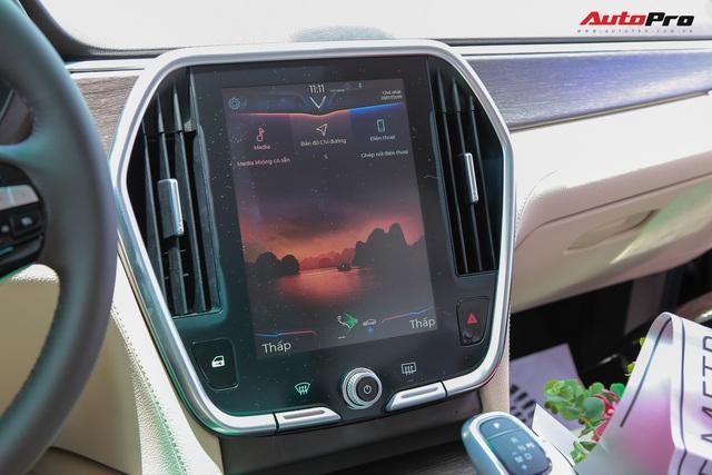 VinFast Lux A2.0 - Xe Việt dùng nền tảng BMW với tầm giá Toyota Camry - Ảnh 9.