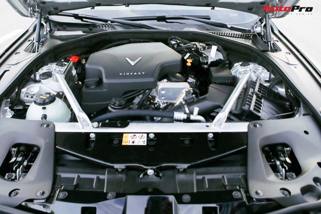 VinFast Lux A2.0 - Xe Việt dùng nền tảng BMW với tầm giá Toyota Camry - Ảnh 7.