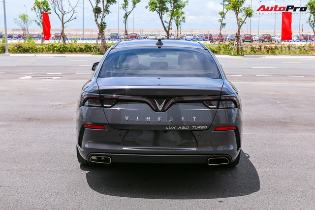 VinFast Lux A2.0 - Xe Việt dùng nền tảng BMW với tầm giá Toyota Camry - Ảnh 4.