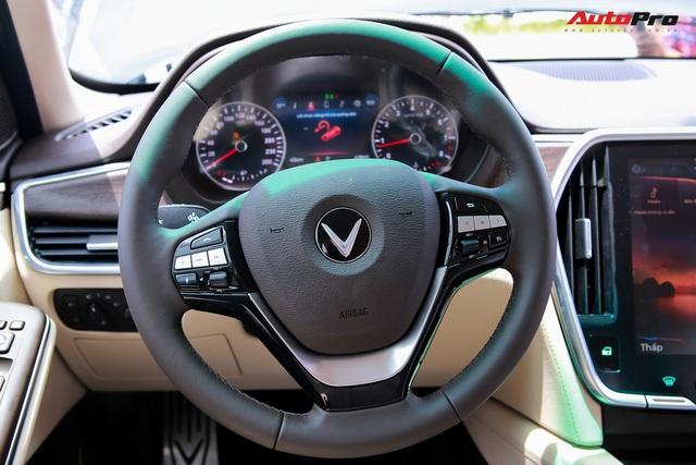 VinFast Lux A2.0 - Xe Việt dùng nền tảng BMW với tầm giá Toyota Camry - Ảnh 8.