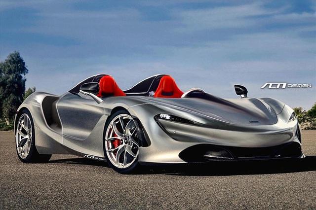 McLaren ra mắt phiên bản xe mui trần trong năm 2020 với giá triệu đô - Ảnh 1.