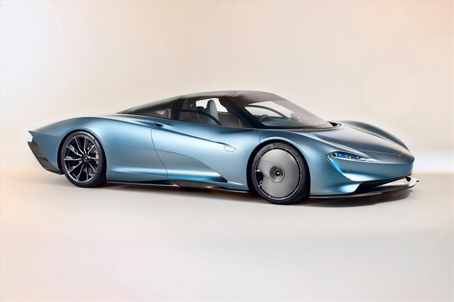 McLaren ra mắt phiên bản xe mui trần trong năm 2020 với giá triệu đô - Ảnh 3.