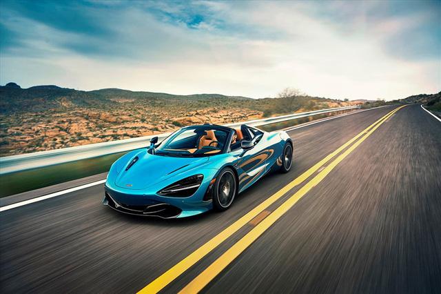 McLaren ra mắt phiên bản xe mui trần trong năm 2020 với giá triệu đô - Ảnh 4.