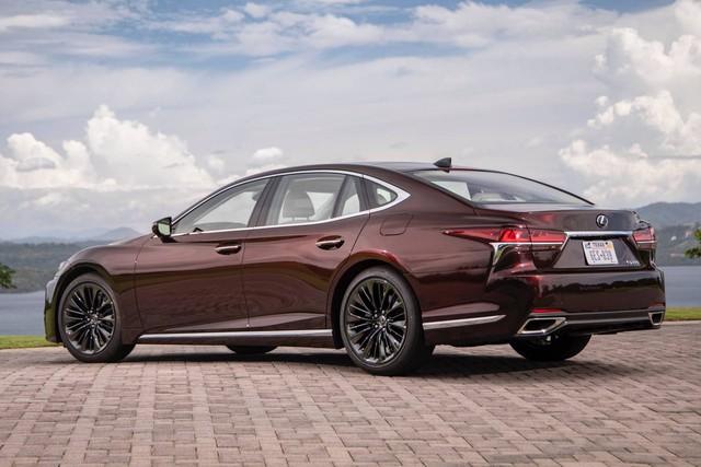 Ra mắt Lexus LS 500 Inspiration 2020 - Hàng hiếm với những trang bị độc quyền - Ảnh 6.