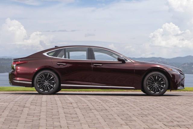 Ra mắt Lexus LS 500 Inspiration 2020 - Hàng hiếm với những trang bị độc quyền - Ảnh 1.