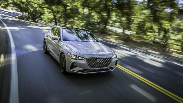 Genesis có bước nhảy vọt doanh số đầu tiên - Thế lực mới nổi dần đe dọa tới Mercedes, Audi, BMW và Lexus